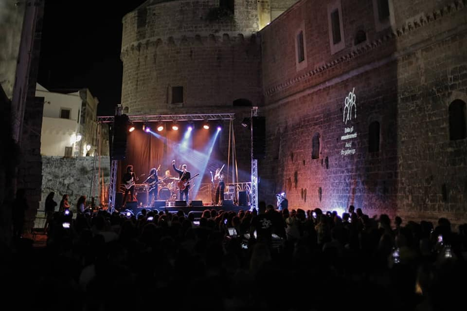 sei in radio festival salento