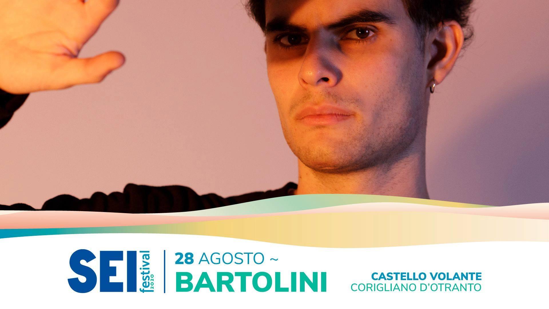 Bartolini, La Malasorte, live, concerti, Salento, SEI Festival